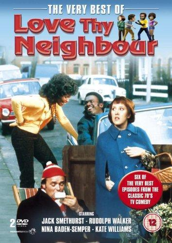 Love Thy Neighbour (TV Series) (1972) - FilmAffinity