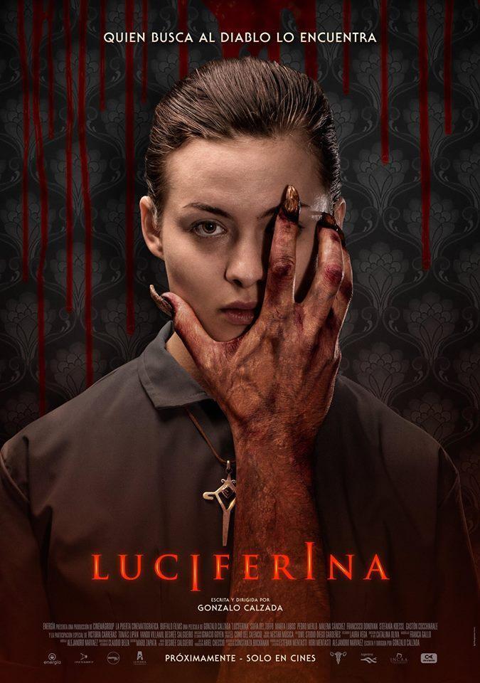 Luciferina (2018) HD Latino MEGA ()