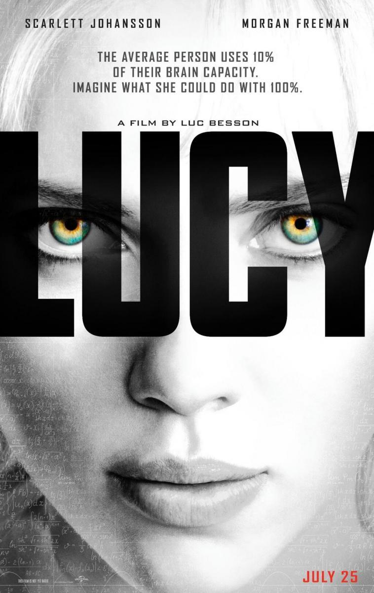 Lucy (BRRip Latino – Ingles 1080p) 2014