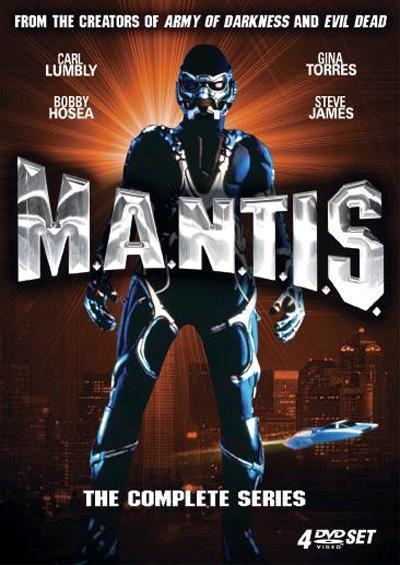 M.A.N.T.I.S. (Serie de TV)