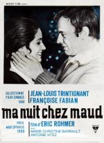 Ma nuit chez Maud (My Night at Maud's)
