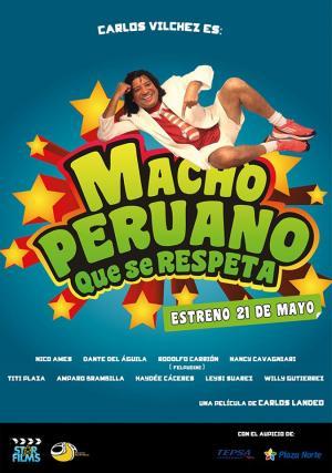 Macho Peruano que se Respeta (2015)