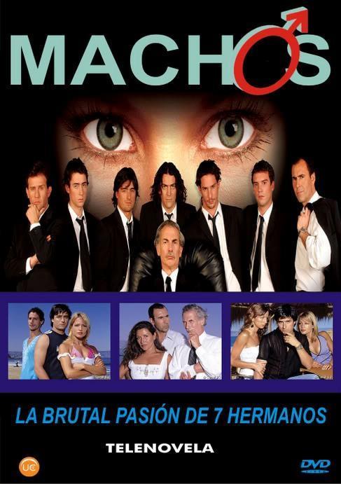 Machos serie de tv 2003 filmaffinity for Oficina de infiltrados serie filmaffinity