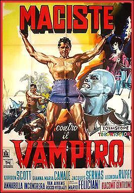 Goliath and the Island of Vampires (Samson vs. the ...