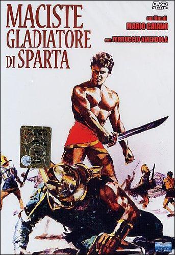 Maciste, Gladiador de Esparta (1964)