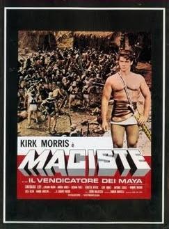 Maciste: El vengador de los mayas
