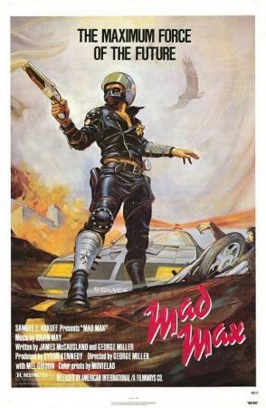 Mad Max. Salvajes de autopista