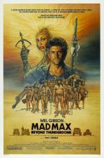 Mad Max 3. Más allá de la cúpula del trueno