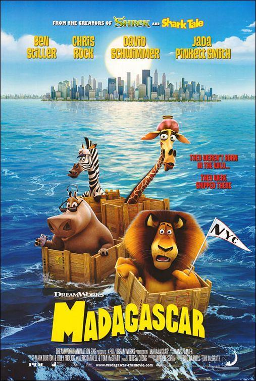 Madagascar – Saga [1080p] [Latino-Ingles] [GD]