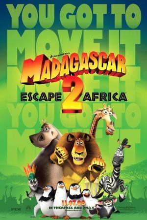 Madagascar: Escape 2 Africa (Madagascar 2)