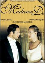 Madame De... (TV)