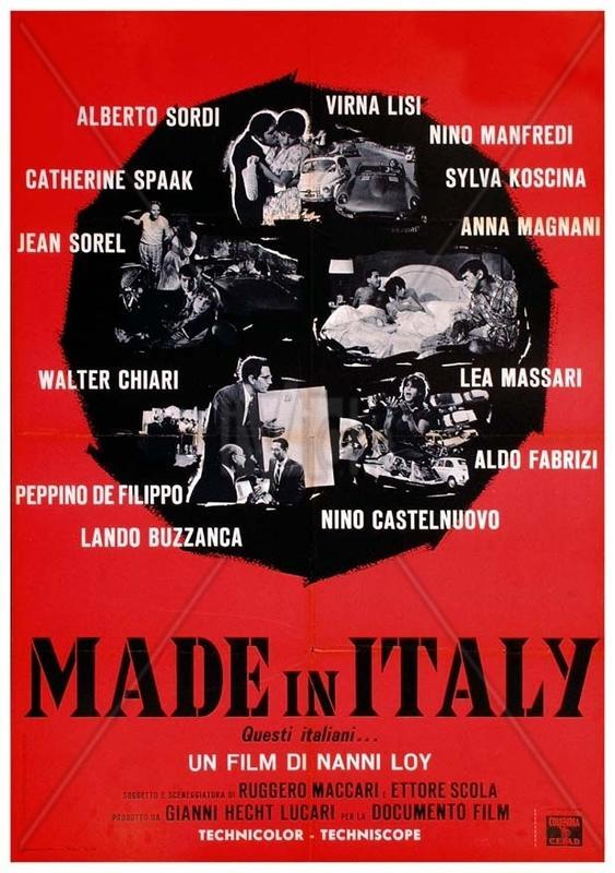 Made in Italy, Nanni Loy