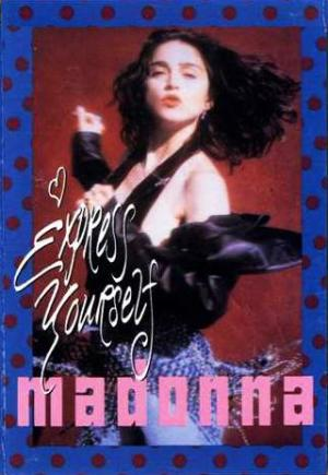 Madonna: Express Yourself (C)