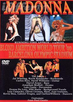Madonna: Live! Blond Ambition World Tour 90 from Barcelona Olympic Stadium