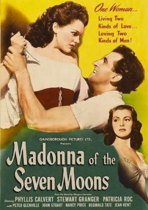 La Madonna de las siete lunas