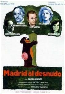 Madrid al desnudo