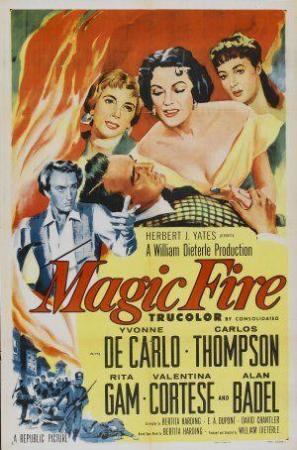 Fuego mágico