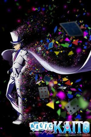 Magic Kaito: Kid the Phantom Thief (Serie de TV)