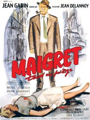 Maigret tend un piège (Maigret Sets a Trap)