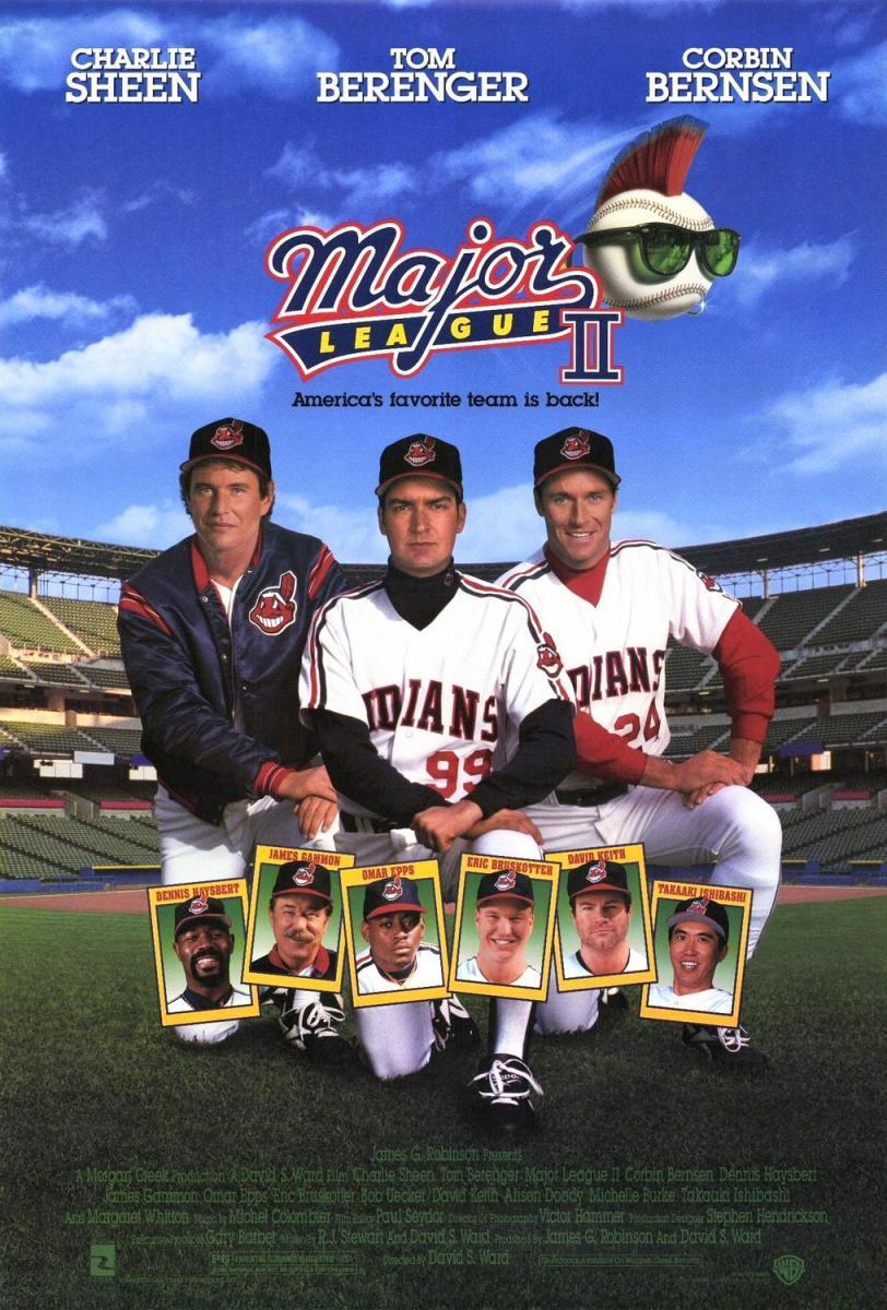 Major League II [1994][Esp Latino][1080p][MEGA]