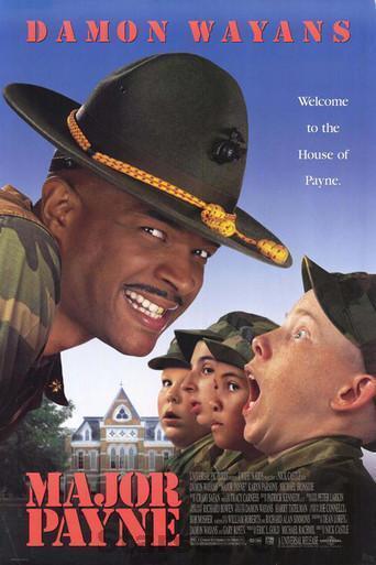 Major Payne [1995][Latino][1080p][MEGA] (Subida Propia)