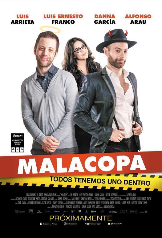 Malacopa (2018) [1080p] [Latino-Ingles] [MEGA]