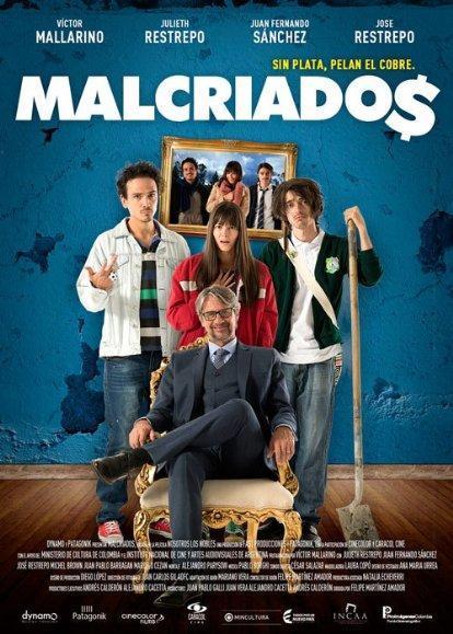 Malcriados 2016 Filmaffinity