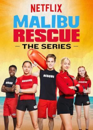 Los vigilantes de Malibú: La serie (Serie de TV)