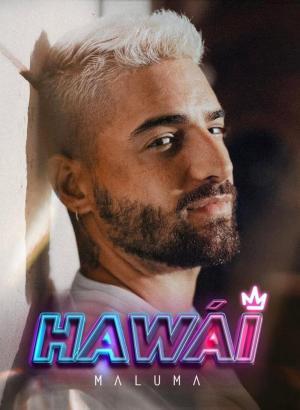 Maluma: Hawái (Vídeo musical)