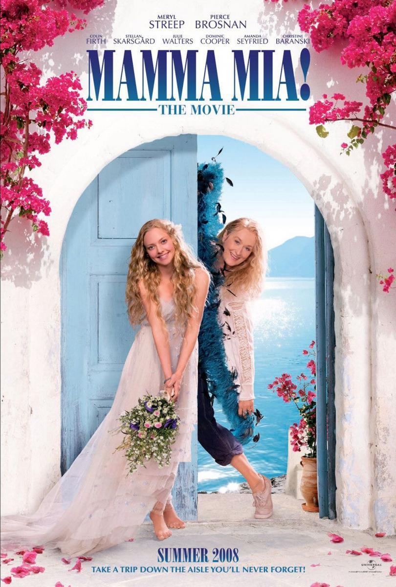 Mamma Mia! La película (2008) - Filmaffinity