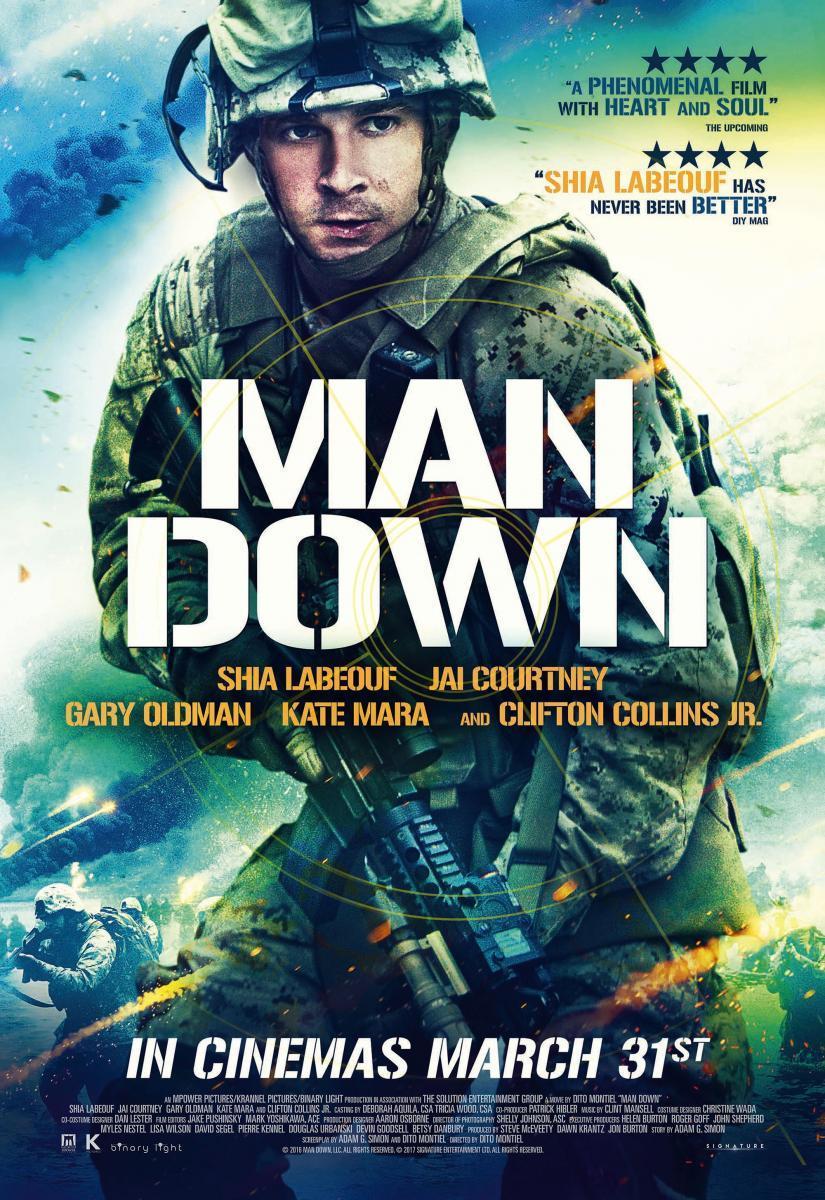 Man Down (2015) [1080P] [Latino] [Google Drive] (Enlace propio)