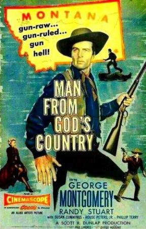 El hombre del país de Dios