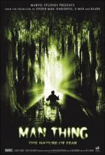 Man-Thing. La naturaleza del miedo