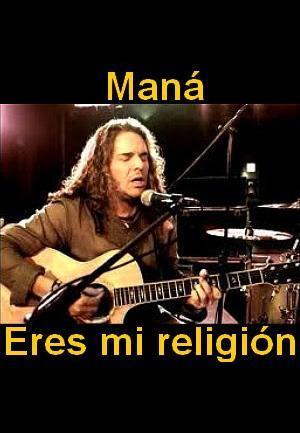 Maná: Eres mi religión (Music Video)