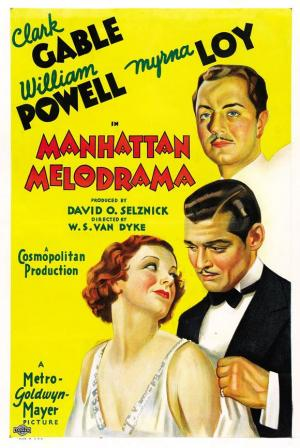 Manhattan Melodrama
