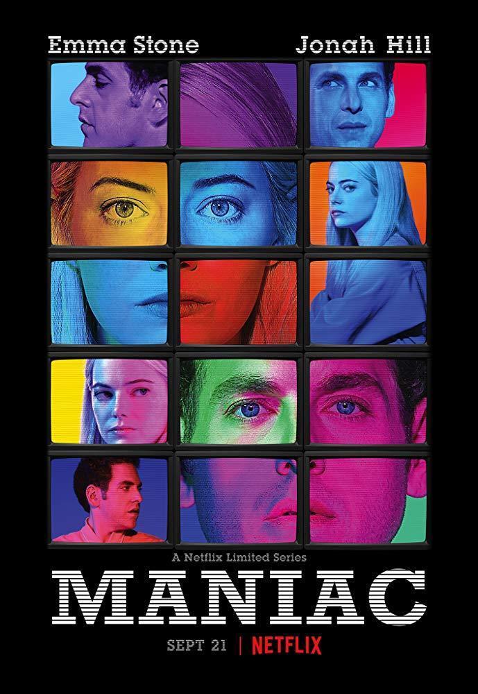 Maniac (Miniserie de TV) (2018) Serie Completa [720p] [Latino] [MEGA]