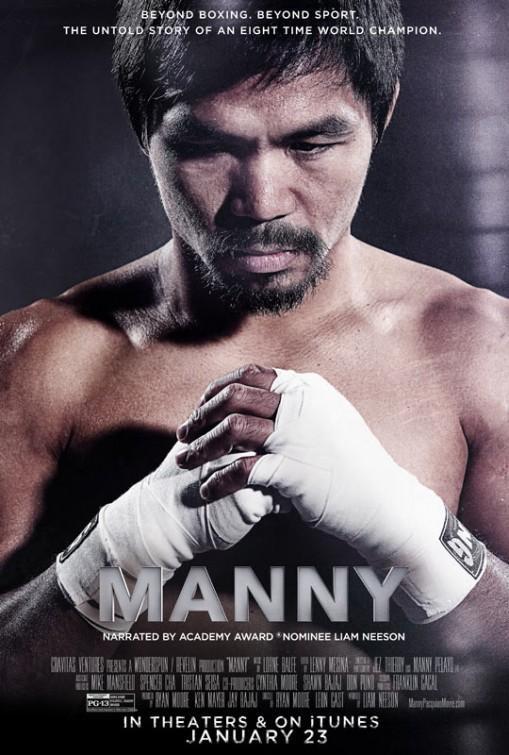 Imagen Manny Pacquiao: El gigante del ring (2014)
