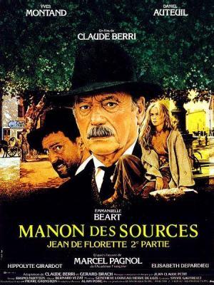 La venganza de Manon (El manantial de las colinas II)