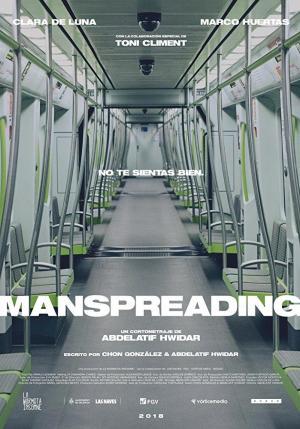 Manspreading (C)