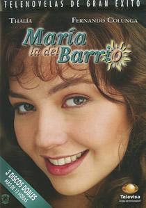 María la del barrio (Serie de TV)