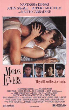 Los amantes de María