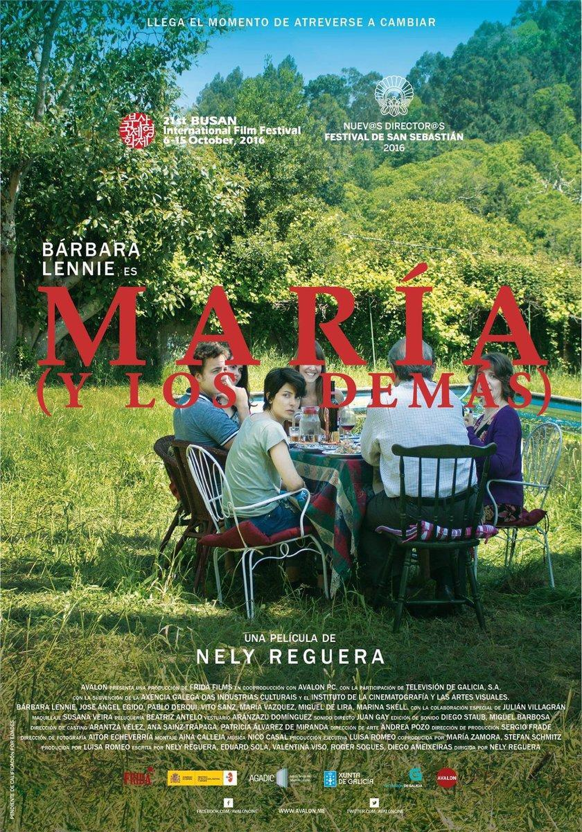 María (y los demás) (2016)