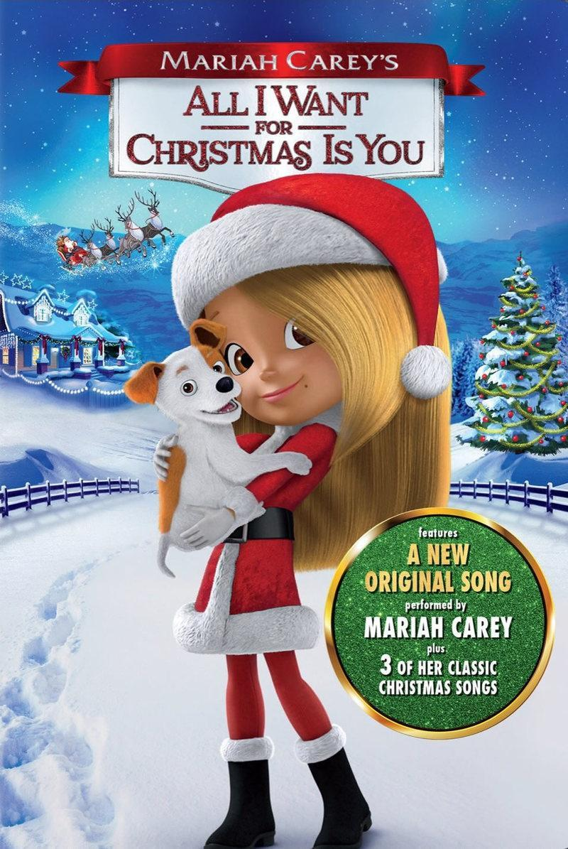 Mariah Carey's All I Want for Christmas Is You, [1080p] [Latino-Ingles] [MEGA]