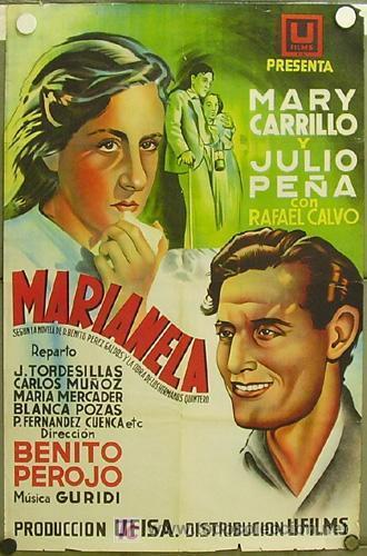 Resultado de imagen de marianela 1940