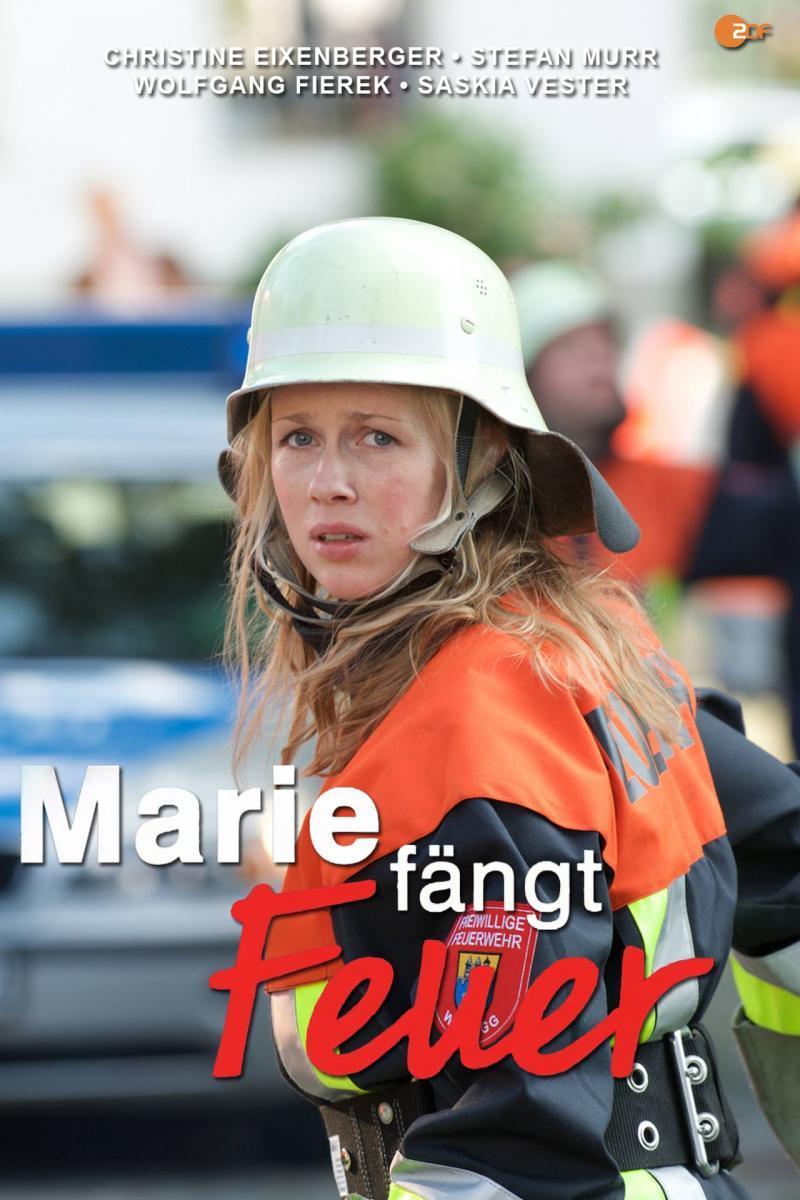 Marie Fangt Feuer