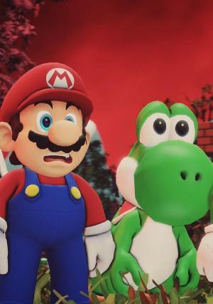 Mario's NightMare (C)