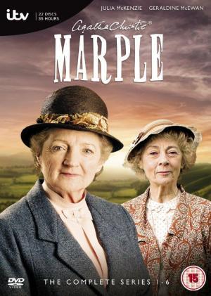 Agatha Christie: Miss Marple (Serie de TV)
