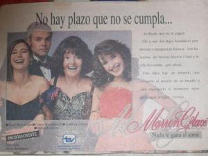 Marrón Glacé (Serie de TV)