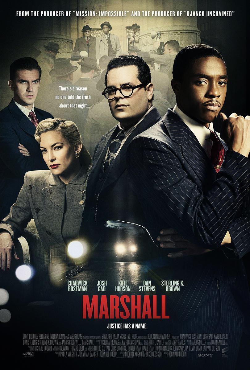 Marshall (2017) HD Latino Gratis