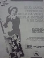 Marta a las Ocho (TV Series)